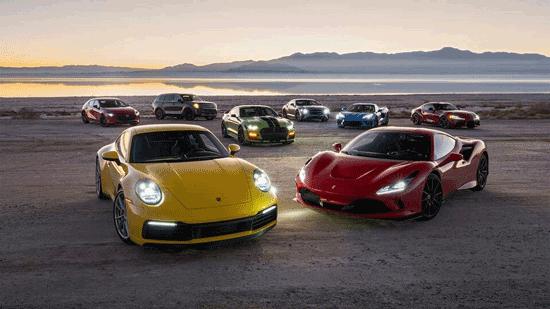 بهترین اتومبیل های سال 2020 به انتخاب AutomobileMag