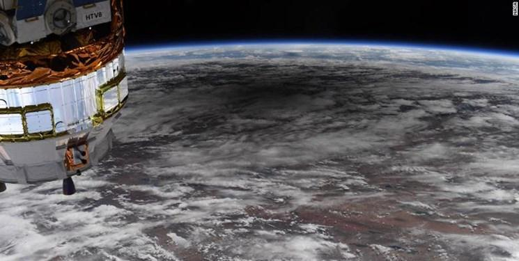 فضانوردان روز پدر را در ایستگاه فضایی طی کردند