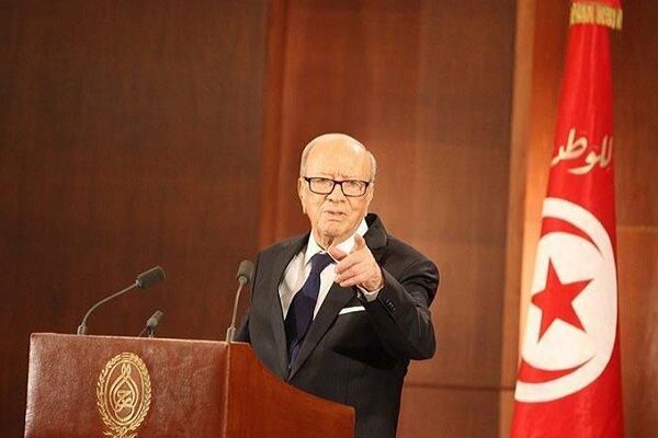 السبسی با پیشنهاد وسوسه کننده امارات علیه جنبش النهضه مخالفت کرد