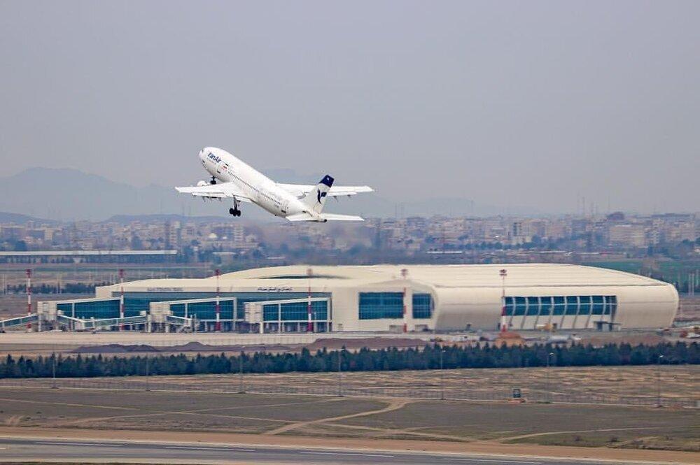 پروازهای خارجی به ایران از سرگرفته شد