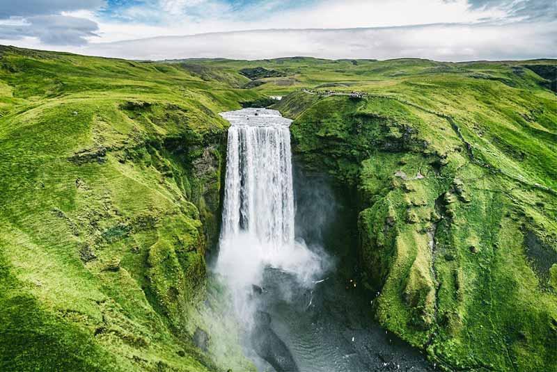 10 آبشار عظیم جهان از نظر عرض و ارتفاع