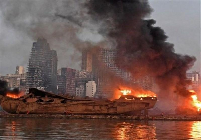 شمار جان باختگان انفجار بندر بیروت به 171 نفر افزایش یافت