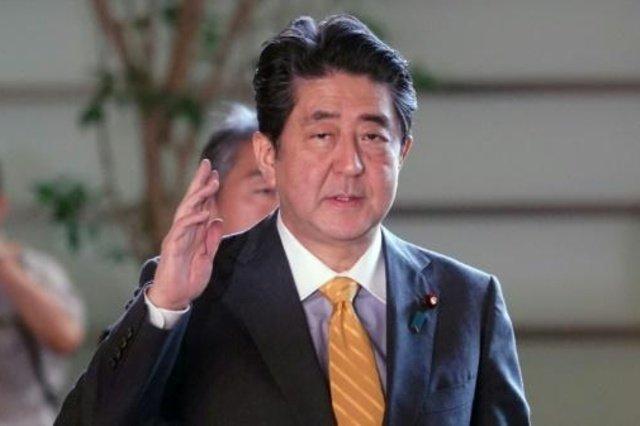 نخست وزیر ژاپن دوباره راهی بیمارستان شد