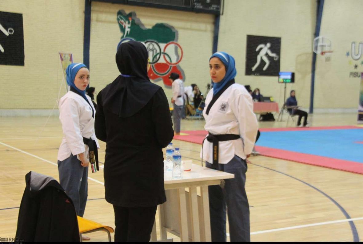 اولین دوره مسابقات قهرمانی پومسه دانشجویان دختر به سرانجام رسید