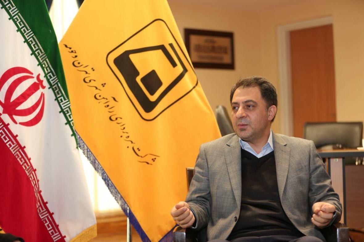خبرنگاران مدیرعامل مترو تهران: سرفاصله حرکت قطارها برای بازگشایی مدارس پاسخگو است