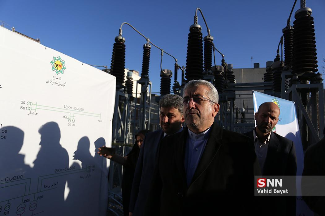 حضور وزیر نیرو در مجلس برای پاسخگویی درباره انتقال آب دریای خزر به مرکز