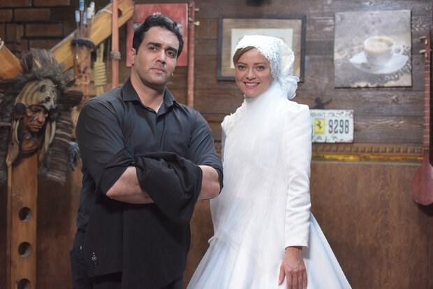 بازیگر ترکیه ای مقابل دوربین فیلم سینمایی هولیا، پورسرخ به فیلم اضافه شد