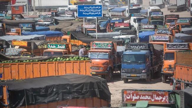محدودیت های ایجاد شده برای تردد کامیونداران ایرانی در جهت کشورهای اروپایی برداشته شد