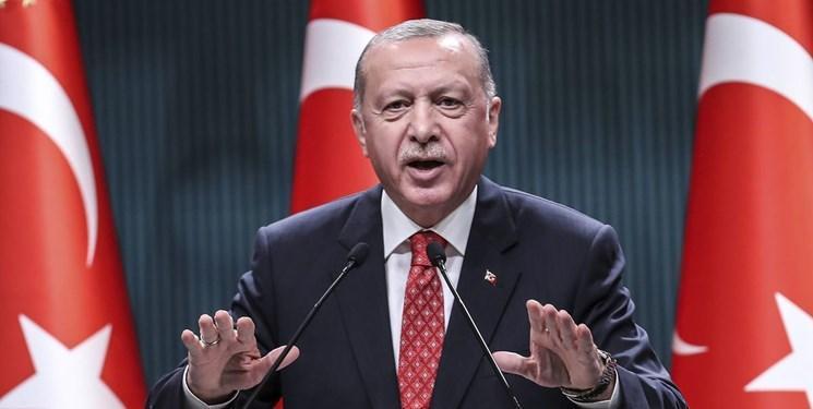 اظهار نظر عجیب اردوغان درباره خلیج فارس، کسی نباید از حضور ترکیه در خلیج ناراحت نشود