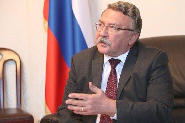 اولیانوف: سیاست روسیه را تهدیدهای آمریکا تعیین نمی کند
