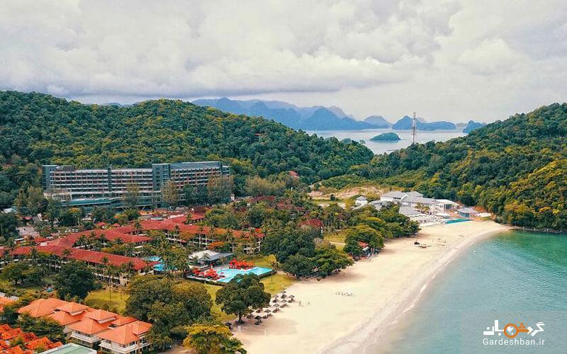 هتل لوکس هالیدی ویلا بیچ ریزورت اند اسپا، اقامت در یکی از بهترین سواحل لنکاوی