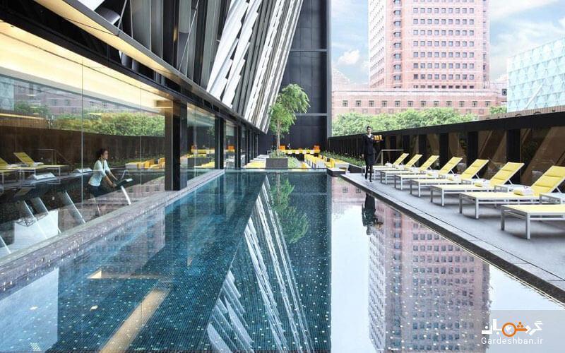 هتل گرند پارک اورچارد سنگاپور؛ اقامتگاهی 5 ستاره با خدمات و امکانات عمومی، تصاویر