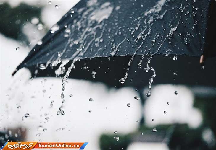 بارش باران در این 17 استان، تداوم بارش پراکنده تا آخر هفته