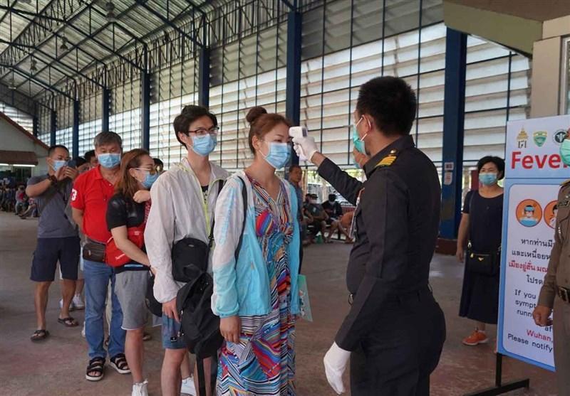 رکورد 500 ابتلای روزانه به کرونا در تایلند
