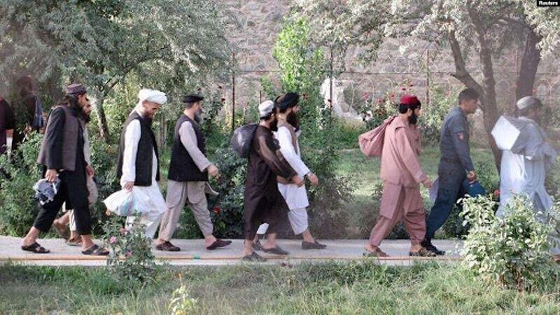 درخواست طالبان برای آزادی هفت هزار زندانی