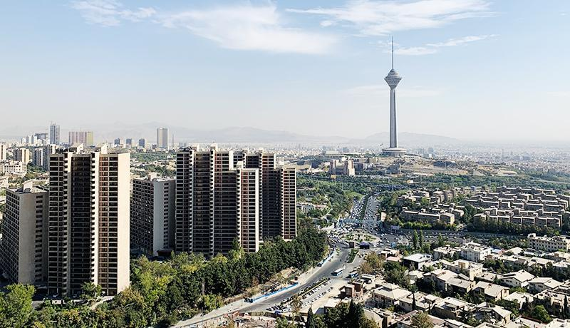 میانگین قیمت مسکن در تهران 25 میلیون است