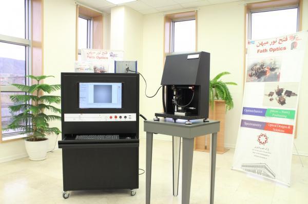 دستگاه سطح سنج سه بعدی نانومتری در دانشگاه علوم پایه زنجان طراحی و فراوری شد