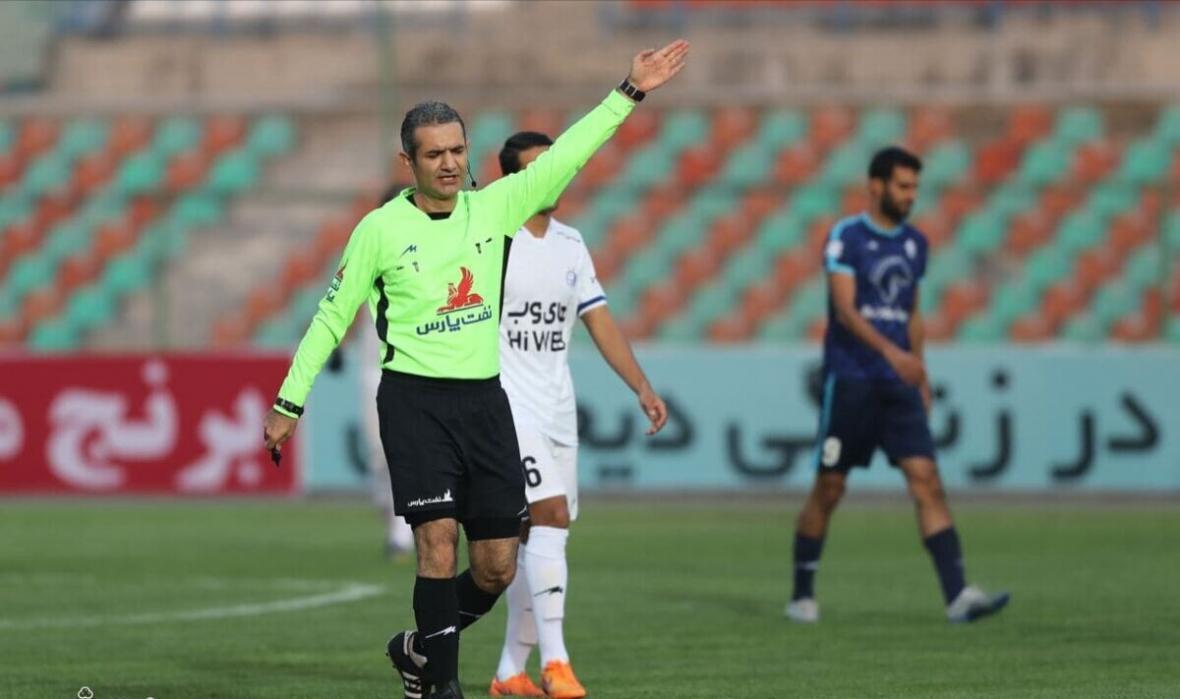 اسامی داوران هفته پنجم لیگ برتر فوتبال اعلام شد