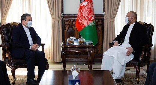 در دیدار عراقچی با وزیرخارجه افغانستان چه گذشت؟