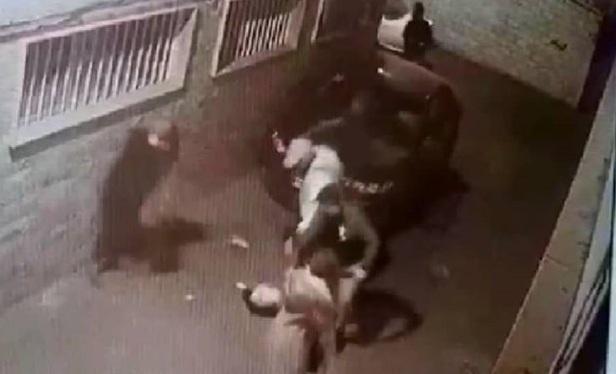 واکنش پلیس به انتشارفیلم زورگیری از دو زن، سارقان قمه به دست دستگیر شدند