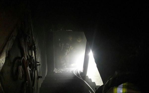 جزئیات آتش سوزی ساختمان کفاشی در باغ سپهسالار