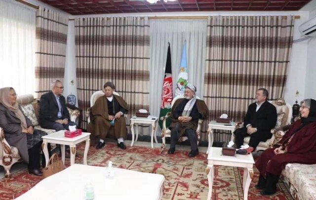صف آرایی رهبران هزاره افغانستان در آستانه دور دوم مذاکرات صلح