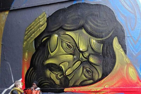 از هنر خیابانی پاریس چه می دانید؟