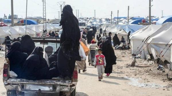 هشدار درباره بازگشت تروریست های اردوگاه الهول به عراق