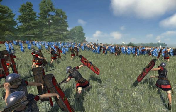 نسخه بازسازی شده Total War: Rome معرفی گردید