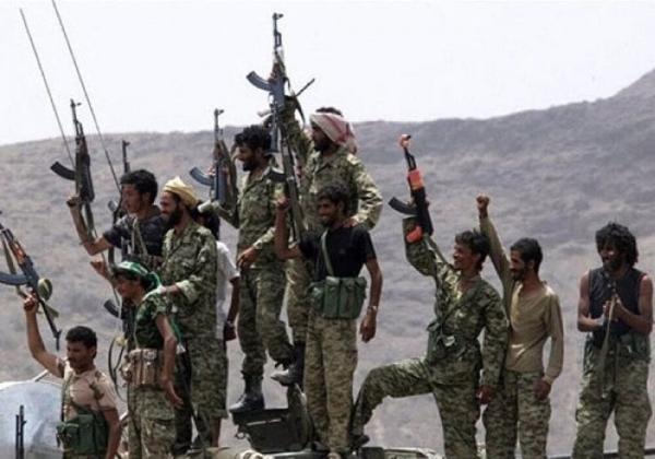 پیشروی نیروهای ارتش و کمیته های مردمی یمن در غرب مأرب