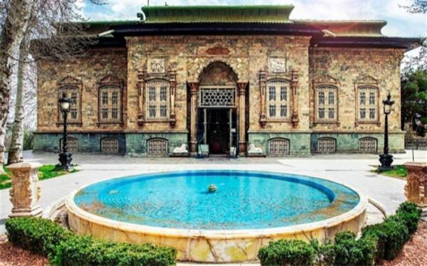 کاخ موزه ها و محوطه های تاریخی 13 فروردین تعطیل است