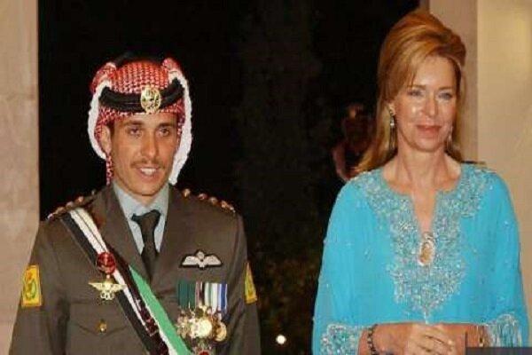 واکنش ملکه نور به اتهامات علیه ولیعهد سابق اردن