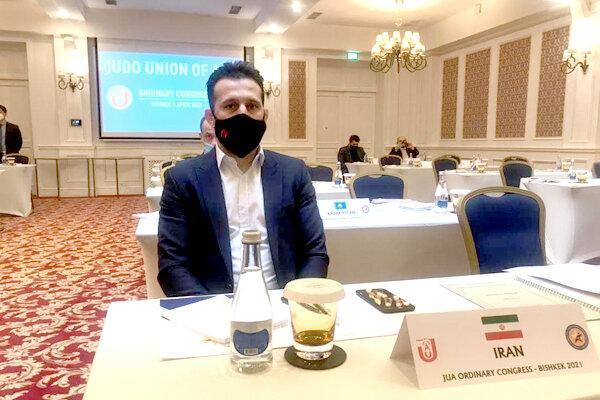 میراسماعیلی و درخشان نمایندگان ایران در کنگره جودو آسیا