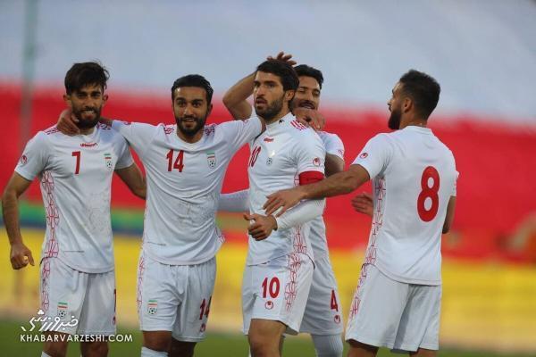 بازی های تیم ملی فوتبال ایران در انتخابی جام جهانی متوقف می گردد؟ خبرنگاران