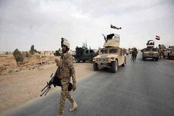عملیات ارتش عراق علیه بقایای داعش، هلاکت 5 عنصر تکفیری