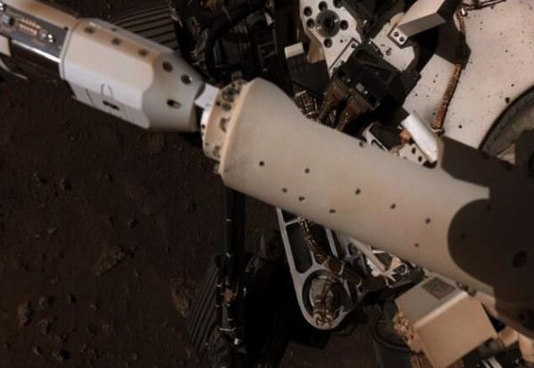 اولین گزارش هواشناسی استقامت از مریخ
