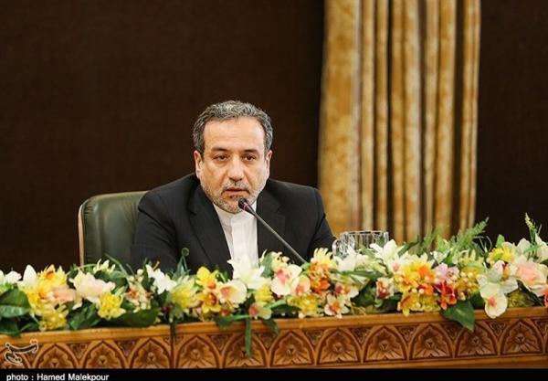عراقچی: آمریکا در جلسه ای که ایران حضور داشته باشد نخواهد بود، بازگشت طرفین به برجام در یک مرحله صورت می گیرد؛ اول آمریکا بعد ایران