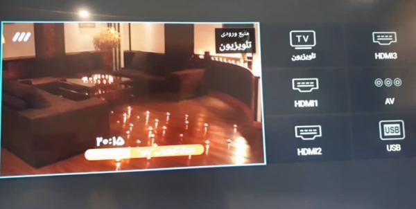 نقص فنی عجیب تلویزیون های تی سی ال در ایران