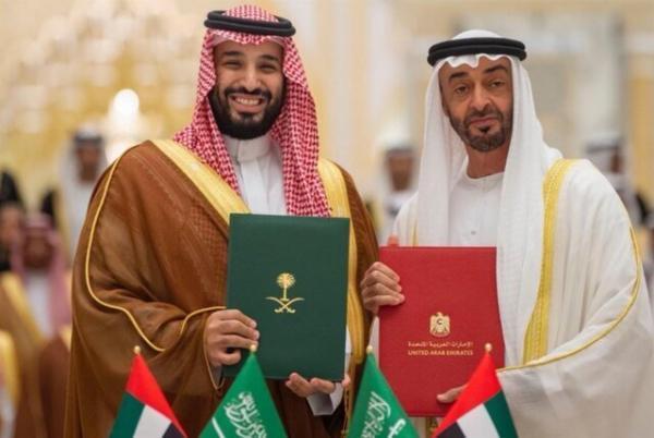 موضع گیری ولیعهد امارات نسبت به اظهارات بن سلمان درباره ایران