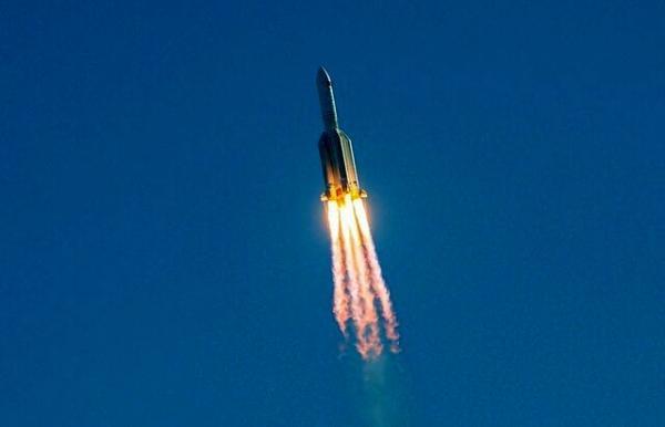 طبق اعلام ارتش آمریکا بقایای موشک چینی در ترکمنستان فرود می آید