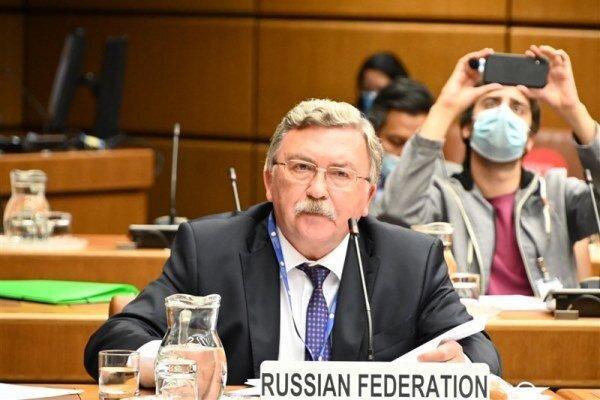 اولیانوف تاریخ احتمالی جمع بندی مذاکرات وین را اعلام کرد