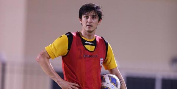 کونترو: آزمون مورد توجه تیم های ایتالیایی است