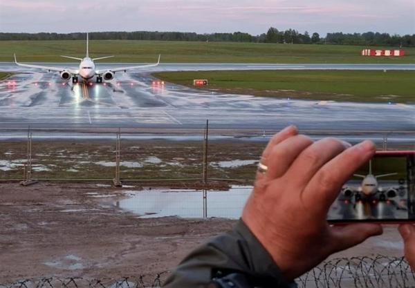 کاخ سفید: هنوز نمی توانیم ماجرای فرودگاه مینسک را هواپیما ربایی بنامیم
