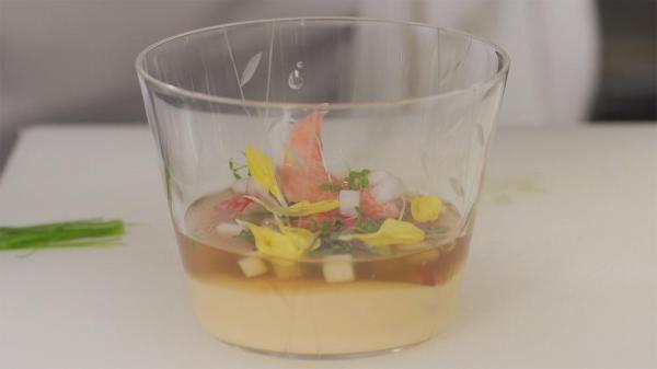 تیرامیسو مرغ باخامه سویا