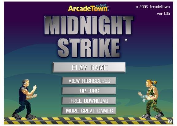 بازی midnight strike