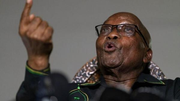 رئیس جمهور سابق آفریقای جنوبی به زندان رفت