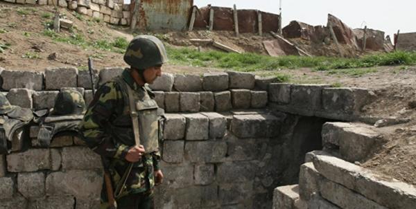 ایروان از باکو خواست نیروهایش را از خاک ارمنستان خارج کند