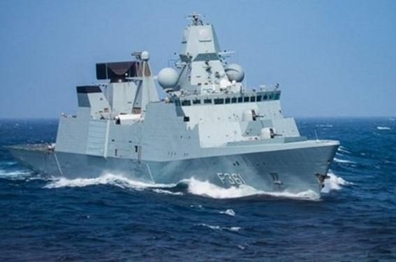 حضور نظامی ایتالیا در تنگه هرمز به بهانه تامین امنیت تردد دریایی