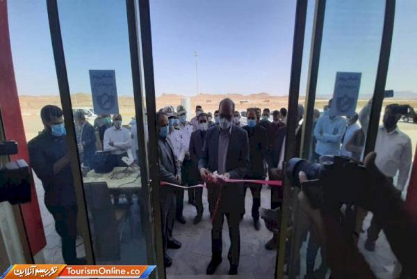 افتتاح 2 طرح گردشگری در شهرستان فردوس